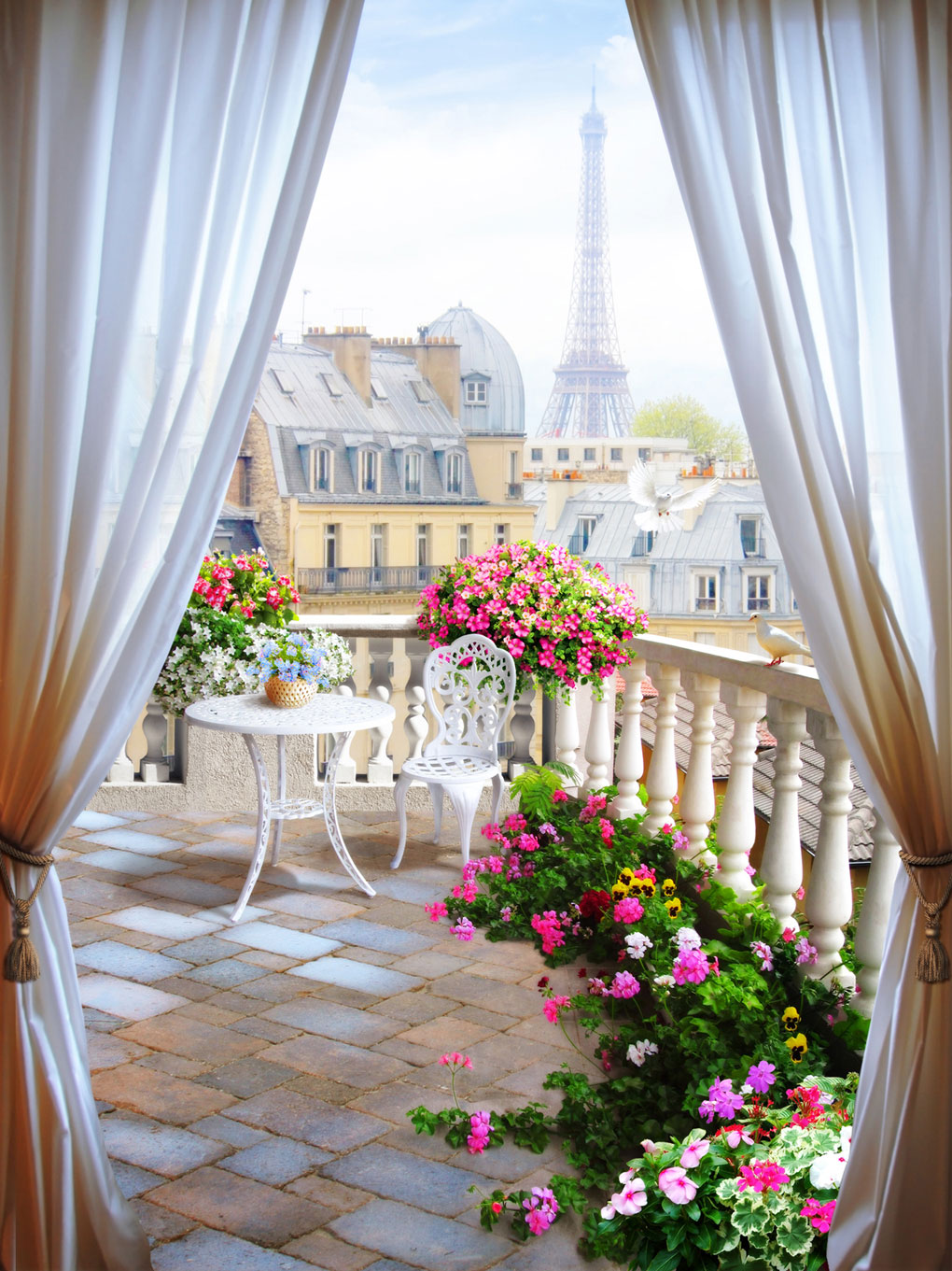 Фотообои фрески террасы балконы каталог фото.